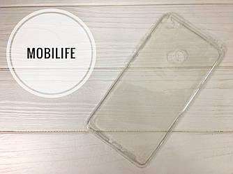 Чехол Xiaomi Mi Max прозрачный