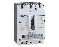 Силовой автомат NM8-125S 3P 25А 50кА CHINT