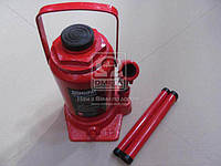 Домкрат бутылочный, 32т, красный H=255/425  JNS-32