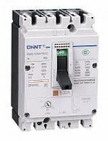 Силовой автомат NM8S-1250S 3P 700А 50кА с электронным расцепителем CHINT