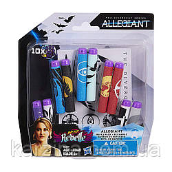 Пули Nerf Rebelle The Divergent Series Allegiant Refill Pack УЦЕНКА