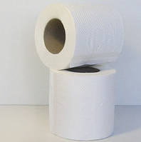 Туалетная бумага в рулоне 2-х слой, 23 метров