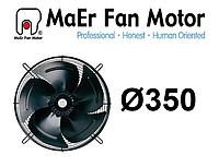 Вентилятор осевой 4E-350-S (YDWF74L34P4-422N-350) MaEr Fan Motor