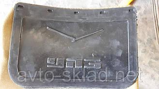 Бризковики УАЗ 469 перед пара