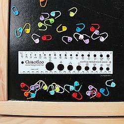 Калибровочная линейка для спиц ChiaoGoo, 20 см