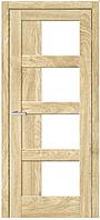 Дверное полотно Рино 08 G NL дуб Саванна