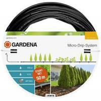 Комплект микрокапельного полива Gardena Micro-Drip-System для рядного полива 50 м (13013-20)