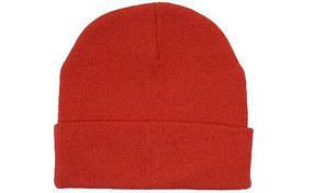Шапка зимняя мужская/женская красная Headwear proffesional - RE4243