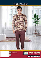 Пижама мужская байка S.XL HALMARK