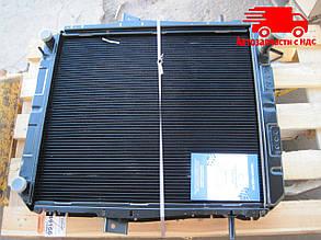 Радиатор водяного охлаждения КРАЗ (4-х рядн.) (пр-во ШААЗ). 6437-1301010-01. Ціна з ПДВ.