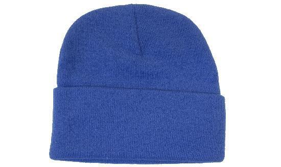 Шапка зимняя мужская/женская синий электрик Headwear proffesional - 00635