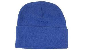 Шапка зимняя мужская/женская синий электрик Headwear proffesional - RO4243