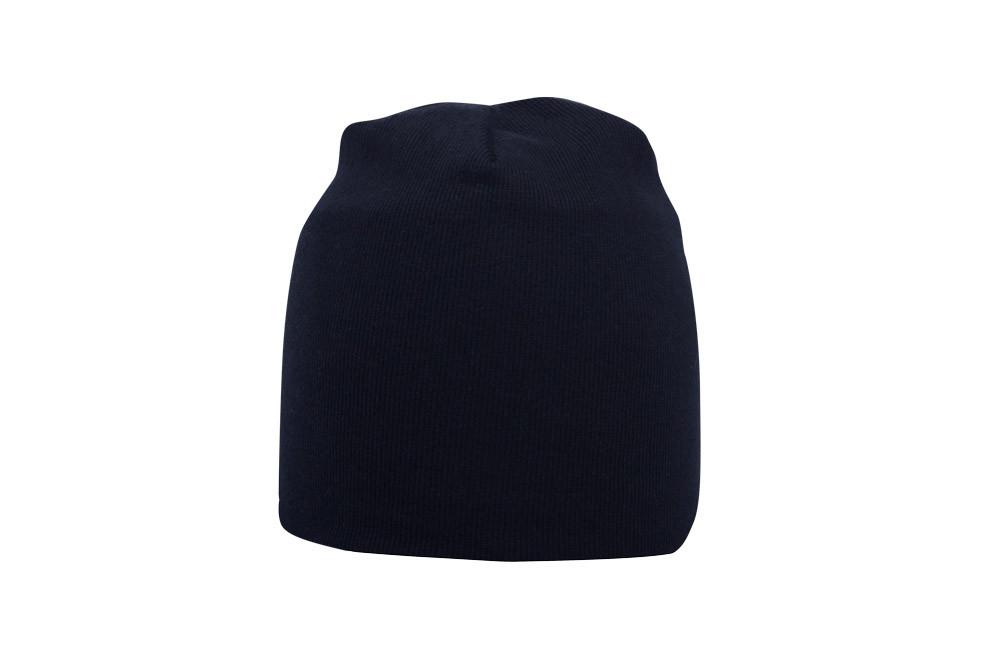 Шапка  мужская/женская черная Headwear proffesional - BL4110
