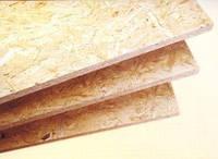 Плиты строительные OSB-3  10мм 1250х2500