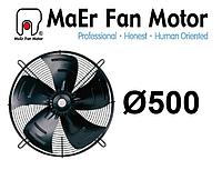 Вентилятор осевой 4E-500-S (YDWF102L35P4-570N-500) MaEr Fan Motor