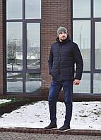 Мужская зимняя куртка Baterson Snow Limit №2 серая, фото 1