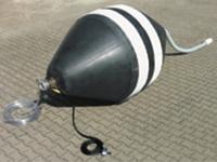 Пневматическая заглушка 100...400мм