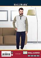 Пижама мужская Трикотаж (1XL-4XL)