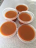 Облепиха протертая с сахаром БЕЗ КОСТОЧЕК 0,5 кг, фото 2