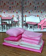 Набор текстиля для маленькой мебели