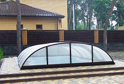 Павильон для бассейна ABRIS STANDART