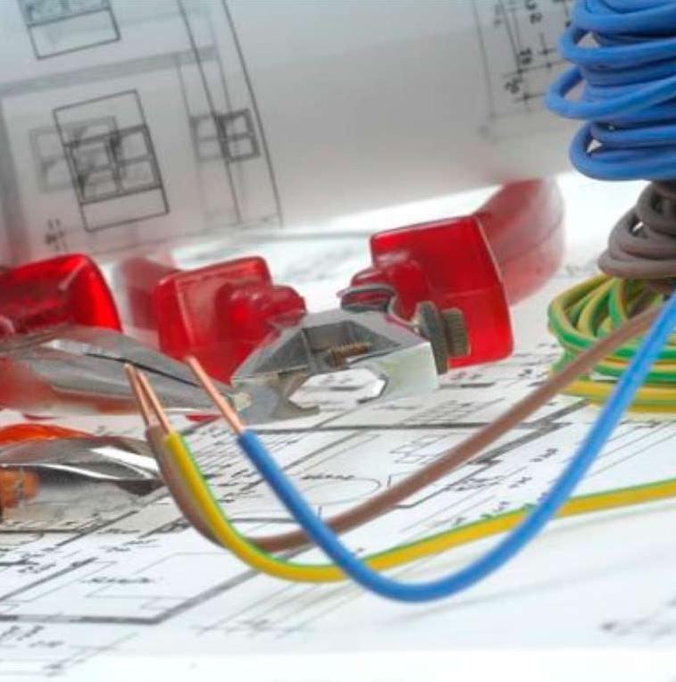 Проектные работы по электричеству