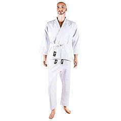 Кимоно дзюдо, белое, 8oz, 120 J08-120-00
