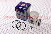 Поршень, кольца, палец к-кт Yamaha JOG65 3KJ 44мм STD синяя коробка (палец 10мм)