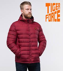 Tiger Force 50442 | Демисезонная мужская куртка красная