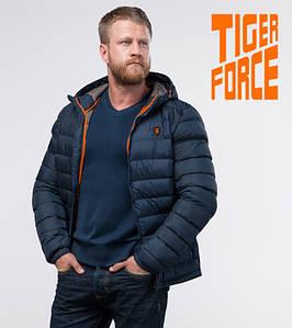 Tiger Force 50442 | Мужская осенняя куртка синяя