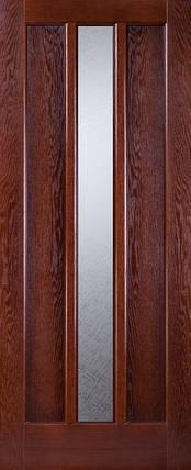 Элитные межкомнатные двери Исток  - Трояна дуб тон, фото 2