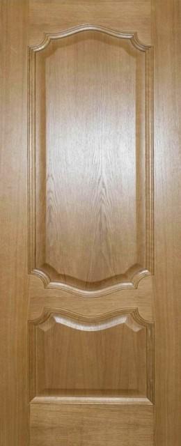 Межкомнатные двери Исток  - Престиж дуб светлый