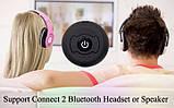 Bluetooth Multipoint  передатчик для 2х аудио устройств мульти-поинт беспроводной , фото 2