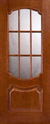 Межкомнатные двери Исток  - Престиж орех, фото 2
