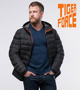 Tiger Force 50442 | Демисезонная куртка для мужчин черная