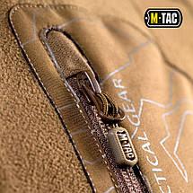 M-TAC КОФТА STEALTH MICROFLEECE GEN.II COYOTE BROWN, фото 2