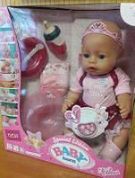 Интерактивная кукла Baby Born Бэби Борн Zapf Волшебный ангел оригинал 43 см