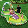 Детский надувной игровой центр Intex 57451 (297x193x135 см.)