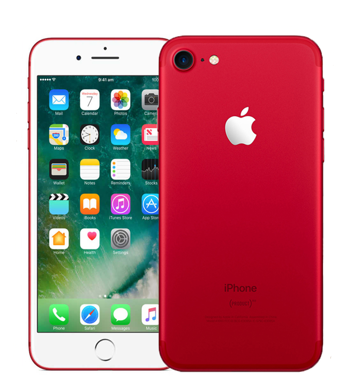 Apple iPhone 7 128Gb Red (MPRL2)
