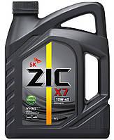 ZIC X7 10W-40 Diesel, 4л