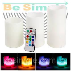 Светодиодные свечи LED Scented Candles