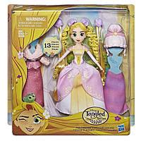 Кукла Рапунцель, серия Стиль с набором одежды - Disney Tangled the Series Style Collection