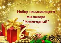 """Набор начинающего мыловара """"Новогодний"""""""