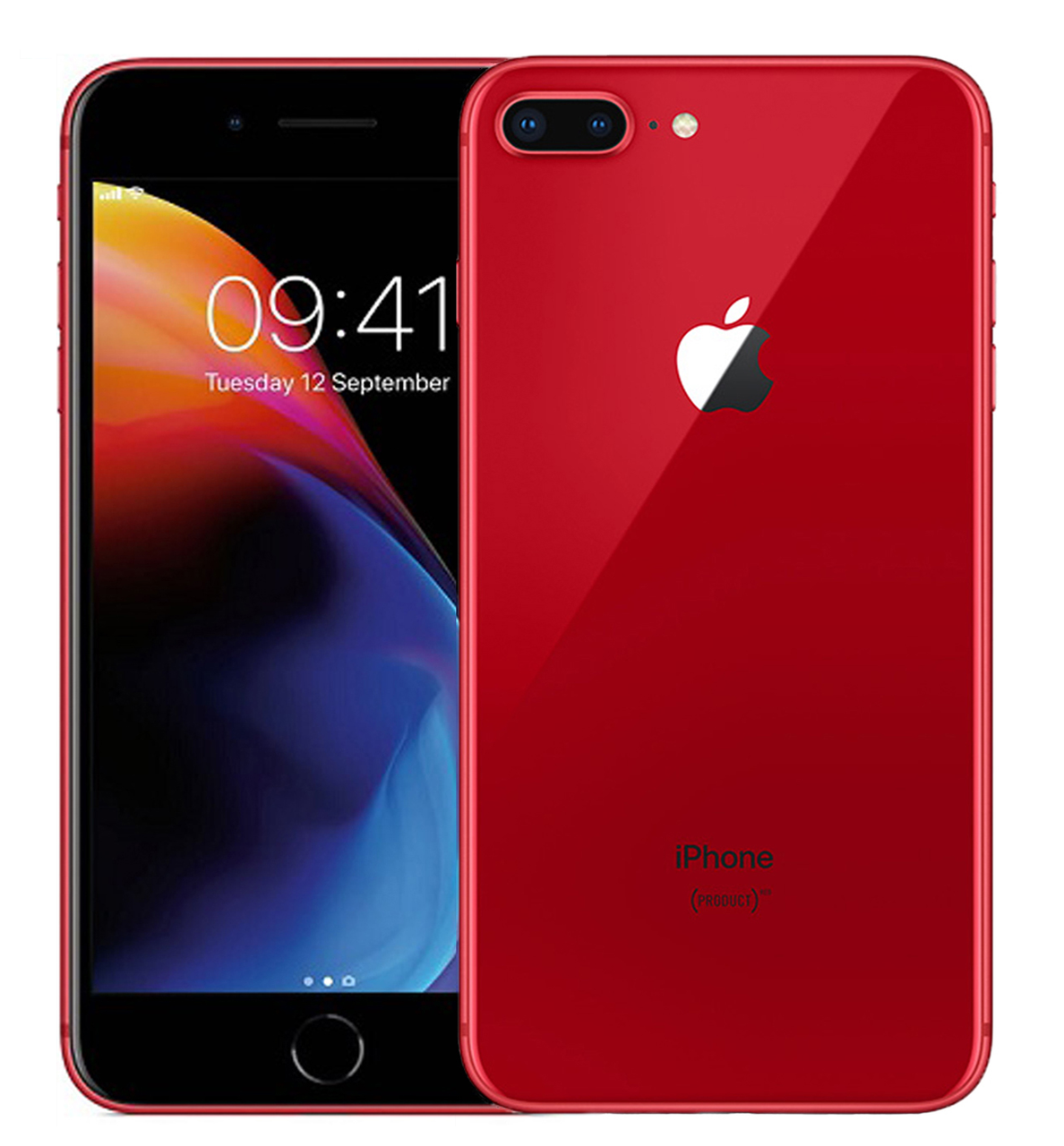 Apple iPhone 8 Plus 64Gb Red (MRT72)