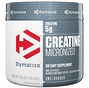 Креатин Creatine Monohydrate Dymatize 500g
