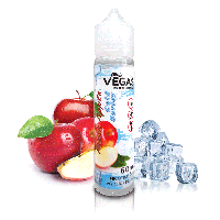 Vegas Fresh Apple - 60 мл. VG/PG 75/25