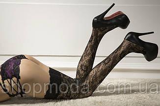 Чулки сексуальные Чулки эротические Чулки кружевные Чулки на силиконовой ленте, фото 2