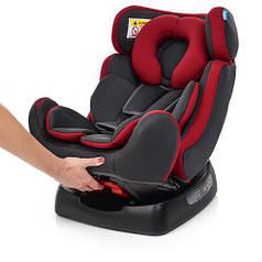 Детское Автокресло Bambi черно-красное M 3678