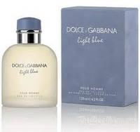Туалетная вода для мужчин Dolce & Gabbana Light Blue Pour Homme (Дольче Габбана Лайт Блю Пур Хом)