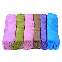 Полотенце махровое лицевое Cestepe 50х90 см, Турция (Vip cotton), фото 1
